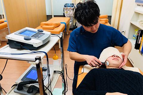 顎関節症高電圧治療