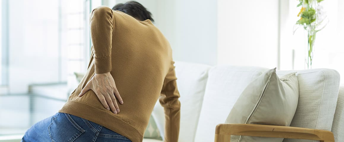 ヘルニア、坐骨神経痛