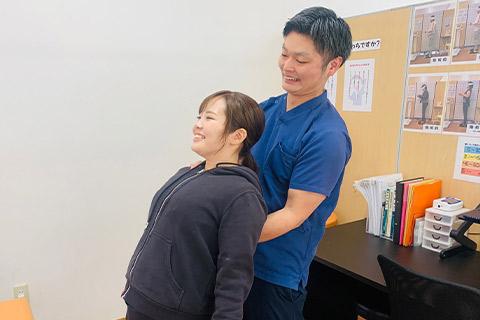 ヘルニア・坐骨神経痛選ばれる理由5